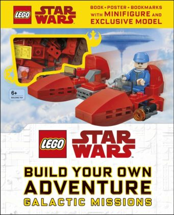LEGO Star Wars Build Your Own Galactic Missions Adventure