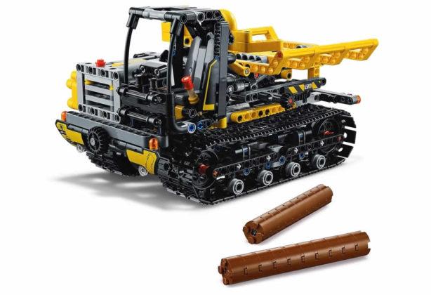LEGO Technic 42094 Tracked Loader