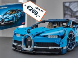 LEGO Technic Bugatti Chiron voor €274,99 (2)