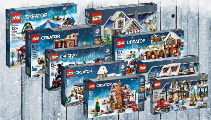 LEGO kerst Koopgids 2019