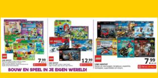LEGO sets bij de Lidl