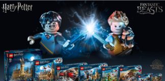 Magical Builds of the Wizarding World