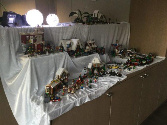 Marie-José Pyncket - kerstdorp