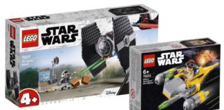 Nieuwe visuals LEGO Star Wars 2019