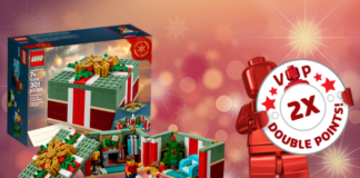 Speciaal LEGO VIP weekend november 2018