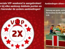 Speciaal LEGO VIP weekend november 2018