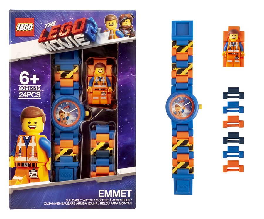 LEGO 8021445 Emmet Buildable Watch