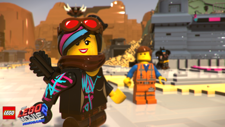 The LEGO Movie 2 game aangekondigd