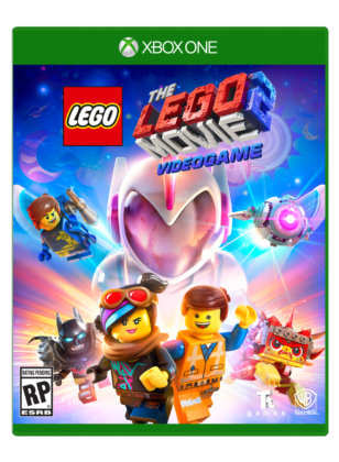 The LEGO Movie 2 game