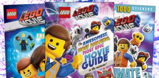 The LEGO Movie The Second Part boeken