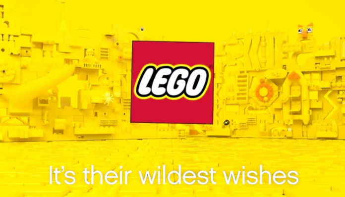 This is not a Brick LEGO commercial