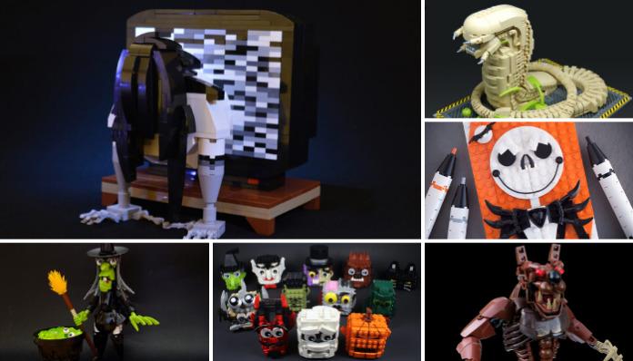 Top 25 LEGO Halloween MOC's