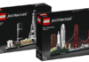 Visuals LEGO Architecture sets winter 2019