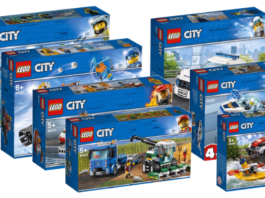 Visuals LEGO City 2019