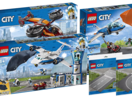 Visuals LEGO City 2019 deel 2