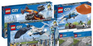 Visuals LEGO City 2019 deel 2
