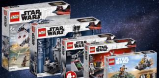 Visuals LEGO Star Wars 2019