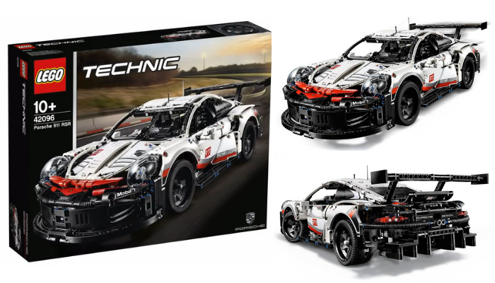 nieuws offici le visuals lego technic 40296 porsche 911. Black Bedroom Furniture Sets. Home Design Ideas