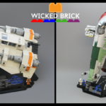 Wicked Brick Display Stands