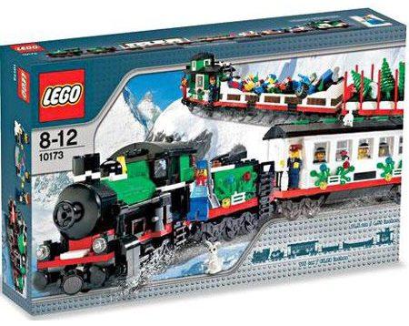 LEGO 10173 Christmas Holiday Train