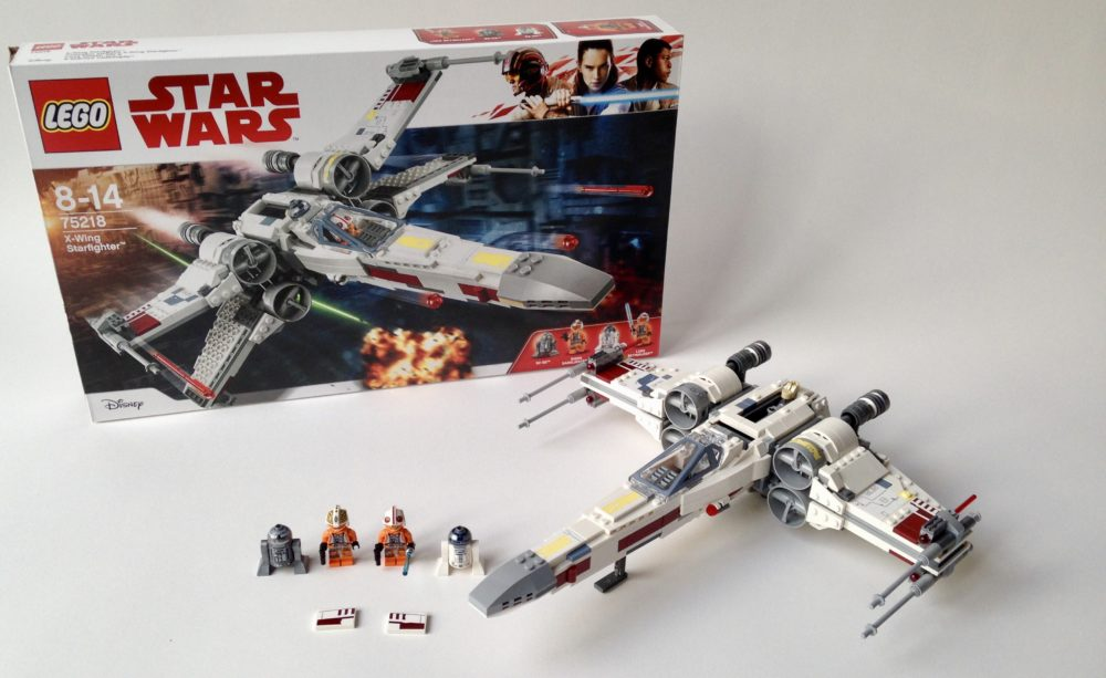 Lego Star Wars 75218 X-Wing Starfighter