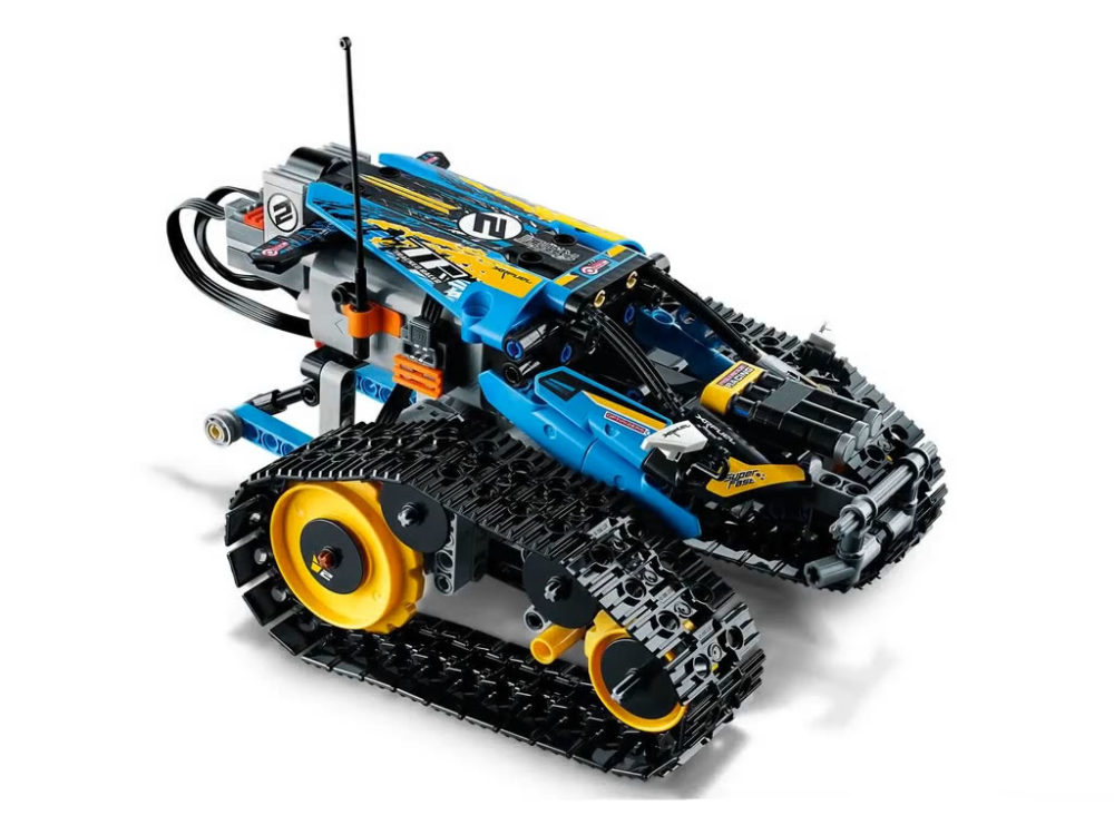 visuals LEGO Technic 42095 Remote Controlled Stunt Racer
