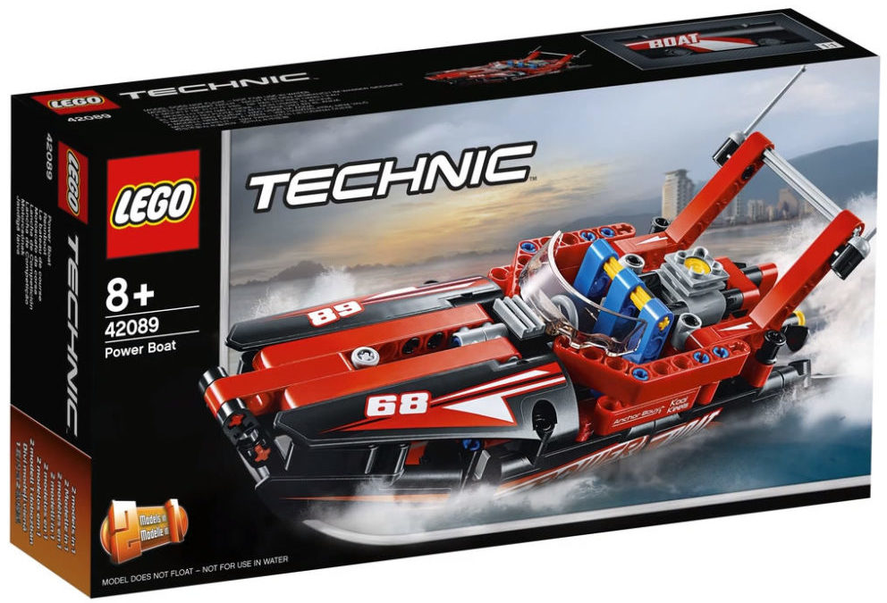 LEGO Technic 42089 Power Boat