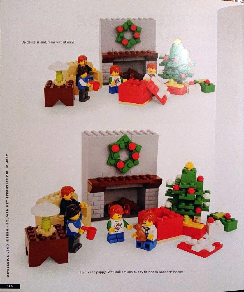 Geweldige LEGO Ideeën Boek