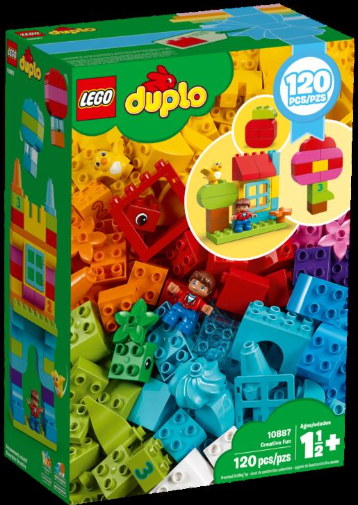 LEGO Duplo10887 Creative Fun