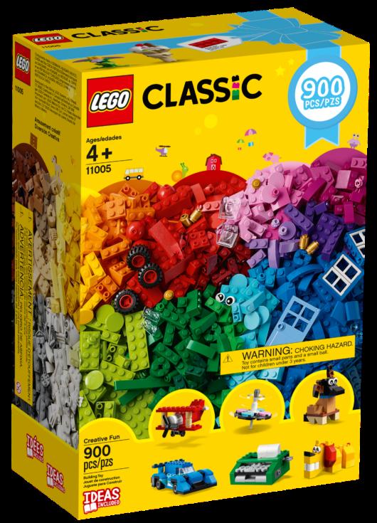 LEGO Classic 11005 Creative Fun