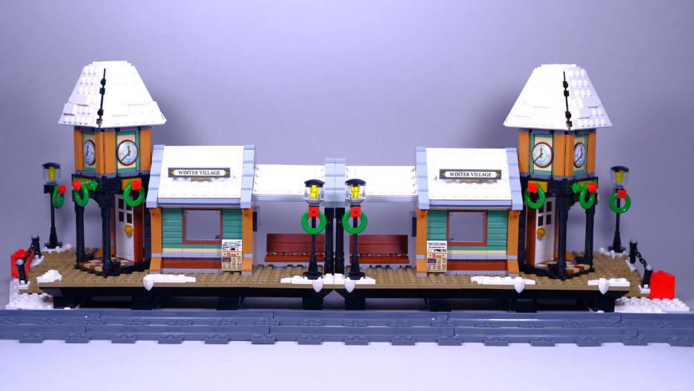 LEGO Creator Expert 10259 Winter Village Station