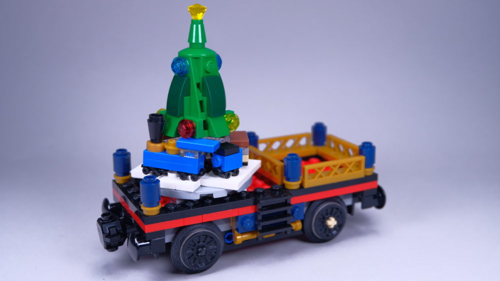 LEGO Creator Expert 10254 Winter Holiday Train