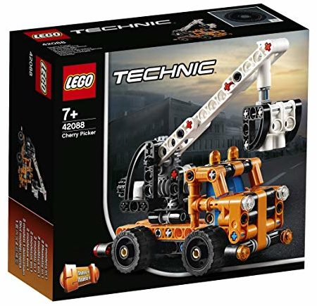 LEGO Technic 42088 Lifting Ramp