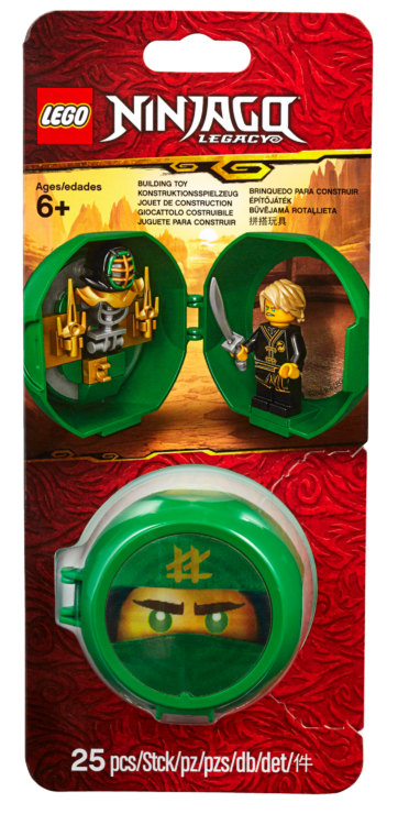 LEGO 853899 Lloyd's Kendo Trainings Pod