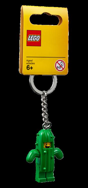 LEGO 853904 Cactusjongen Sleutelhanger