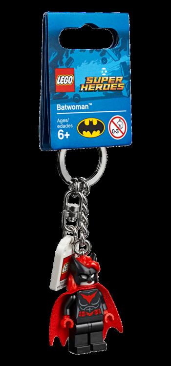 LEGO 853953 Batwoman Sleutelhanger