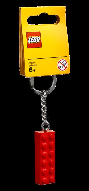 LEGO853960 LEGO 2x6 Sleutelhanger