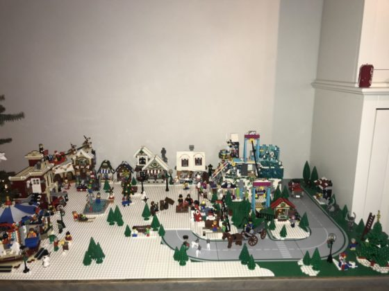 Corné hecker - kerstdorp