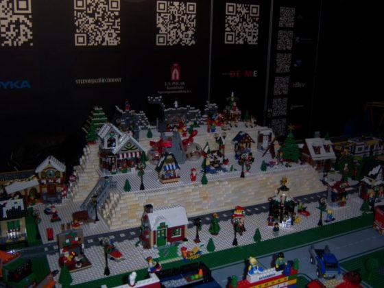 D.J. van Trigt - kerstdorp