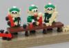 Elf Workshop door JK Brickworks