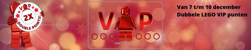Extra dubbele VIP punten december '18