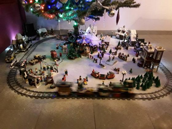 Hans Walter Groenewegen - kerstdorp