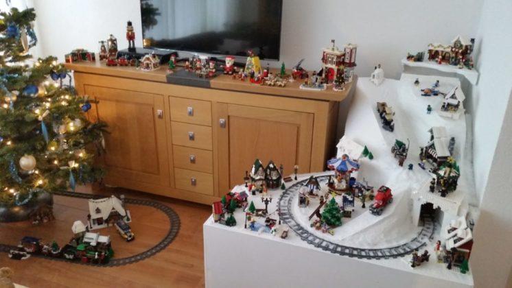 Jaimy van Deelen - kerstdorp