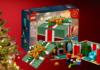 LEGO 40292 Christmas Box verkrijgbaar