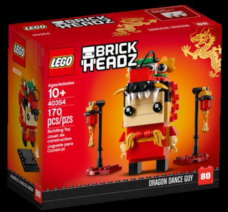 LEGO 40354 Dragon Dance Boy