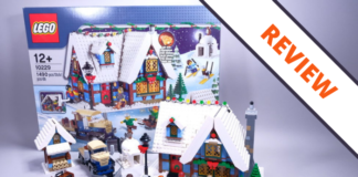 LEGO Creator Expert 10229 Winter Village Cottage