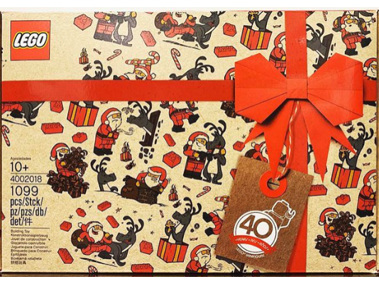 LEGO Employee gift 2018