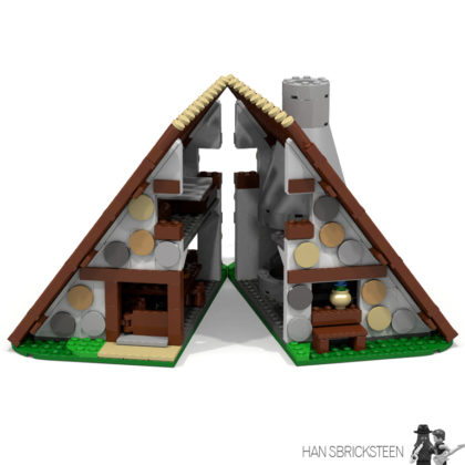 LEGO Ideas Asterix The Gaulish Village