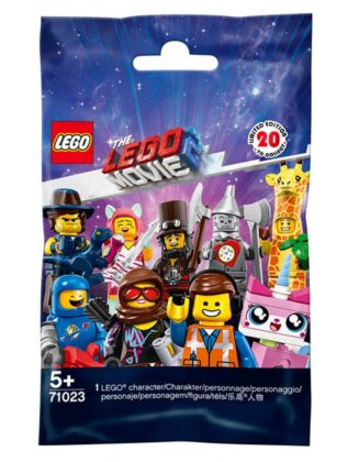 LEGO Minifigures 71023 LEGO Movie 2