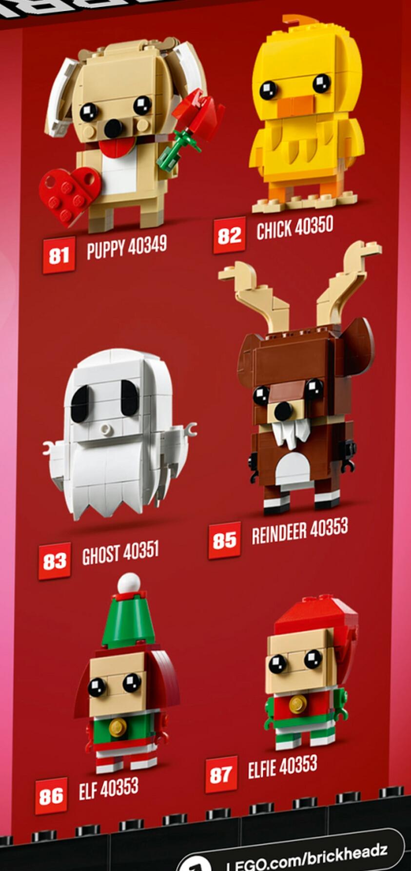 LEGO Seasonals 2019